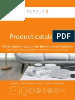 Product Catalogue v3