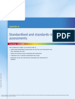 Educational Psychology Second Australian Edition ---- (Chapter 14 Standardised and Standards-based Assessments)