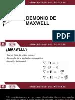 EL DEMONIO DE MAXWELL.pptx