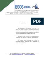 C_v Empresa Eco Riego e.i.r.l
