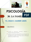 26. La Familia