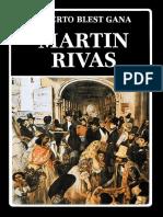 Ayacucho 017_Blest Gana_Martín Rivas