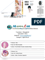 [Mangaloid] Light Novel Ore o Imouto Ga Konna Ni Kawaii Wake Ga Nai Volume 09 Bahasa Indonesia