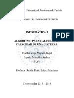 Algoritmos Cisterna 1 1