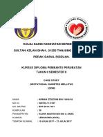 Arman GDM Case Study