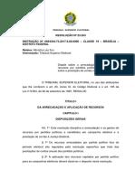 RESOLUÇÃO Nº 23.553 Arrecadação Gastos Prestacao de Contas 2018