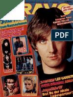 Bravo Zeitschrift Nr 44 _ 22 Oktober 1981