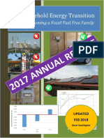 2017 Annual Report - Our Household Energy Transition
