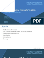 Reference for Ppt - DevOps and Agile Transformation - Creating a Strategic Roadmap
