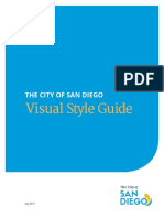 Visual Style Guide Sandiego