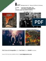Metal Bulletin Zine 137