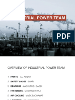 Industrial Power Team Presentation