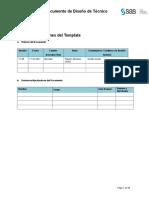 BCH-DDT AML - Implementacion Escenarios Nuevos