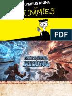 Tutorial Olympus Rising - Cofres Titan