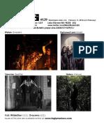 Metal Bulletin Zine 139