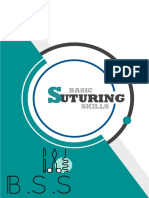 Basic suturing skills booklet+