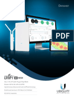 Ubiquiti Networks UniFi AC Mesh Datasheet