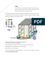 What is a Shear Wall?