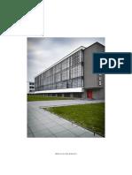 Bauhaus Dessau case study