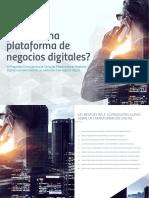 Bizagi eBook What is a Digital Business Platform Es