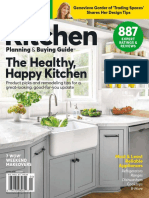 Consumer Reports Kitchen Planning - April 2018