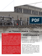 Techncial Paper Environmental Impact on TX Performance2