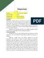M1 Magnesium