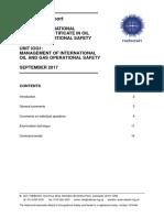 IOG1 Examiners' Report Sept 17 - FINAL (020118 Rew)