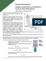 Motores Diésel Marinos - Temario Completo