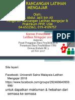 Senario Umum LM 2018
