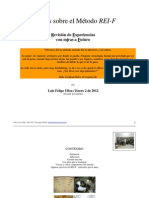 Método REI -F  (Revisión de experiencias con miras a futuro)
