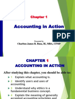 Chapter 01 Principles of Accounting