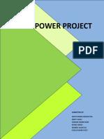 Solar Power Report