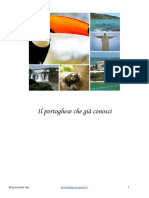 Il portoghese che già conosci! - Google Docs