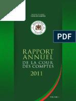 rapport de la cour des comptes 2011 maroc T1.pdf
