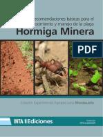 Control de La Hormiga Minera
