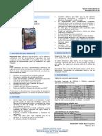Ft Pegacor Max Bajo en Polvo Technical Sheet 901011501