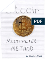 Bitcoin Multiplier Method