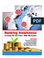 Banking Awareness by Disha Publication