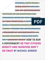 Barber, Michael-How to Run a Government-Penguin Books Ltd (2015)