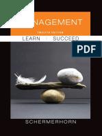 Management, Twelfth Edition - John R. Schermerhorn Jr