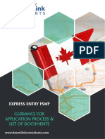 Guidance for Application EXPRESS ENTRY FSWP