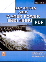 259799076 Irrigation and Water Power Engineering 16th Edition