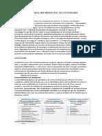 Descripción General Del Proyecto y Sus Actividades