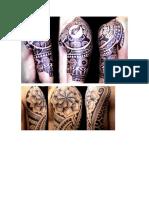 Nuevos Tatuajes Maori