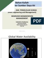 Rekayasa Dan Pengelolaan Sungai