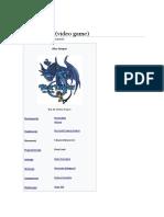 Blue Dragon (Video Game)
