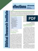 BRI Newsletter Jan 2008