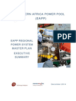 EAPP Master Plan 2014 - Executive Summary
