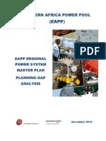 Planning Gap Analysis - EAPP